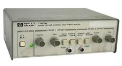 HP/AGILENT 1143A PROBE OFFSET CONTROL & PWR. MODULE
